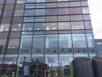 Høghuset vinduer med dekot