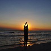 våkne opp med yoga